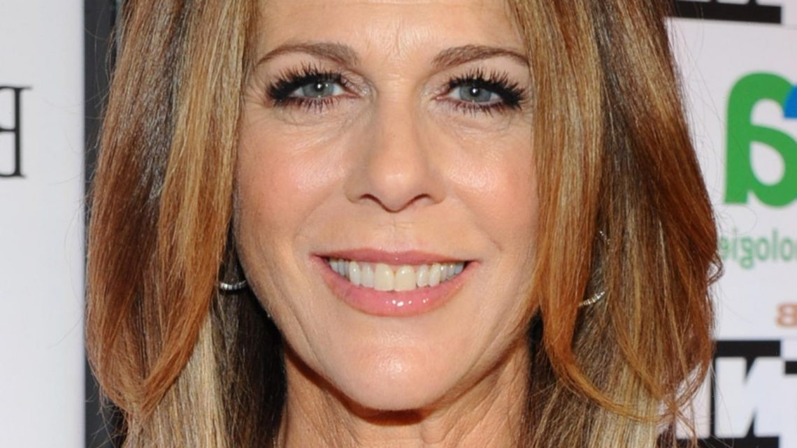 Rita Wilson Speaks Out About Her Own Experience With Hollywood Producer Scott Rudin