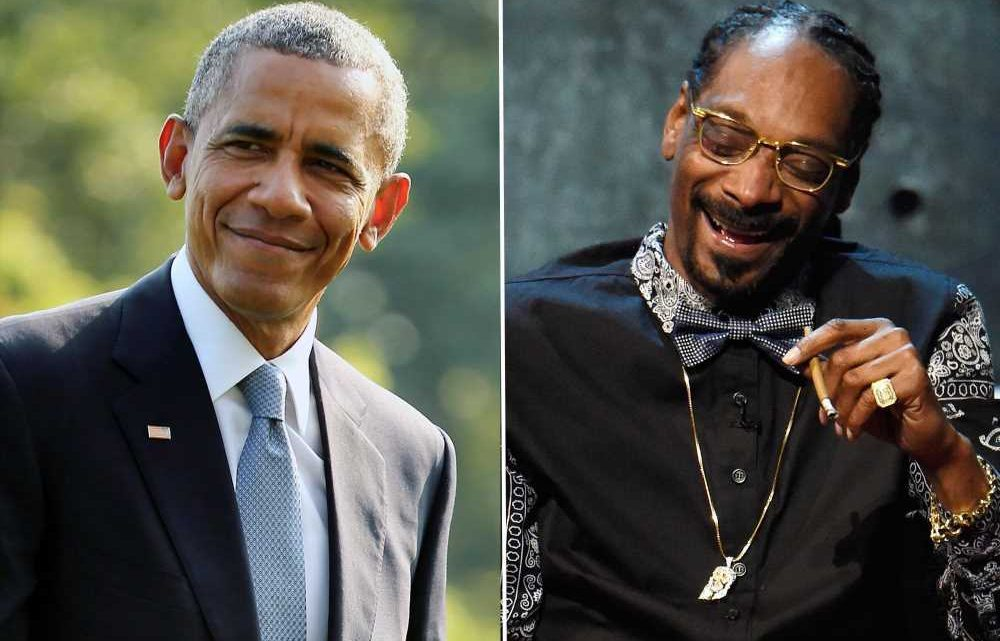 Snoop Dogg implies he smoked weed with Obama in new song