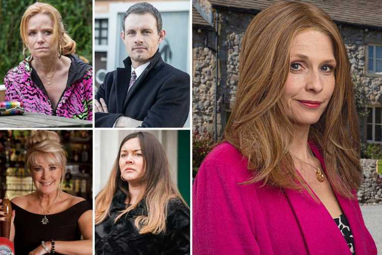Soap stars who quit and then came running back over bankruptcy, no work and heartbreak