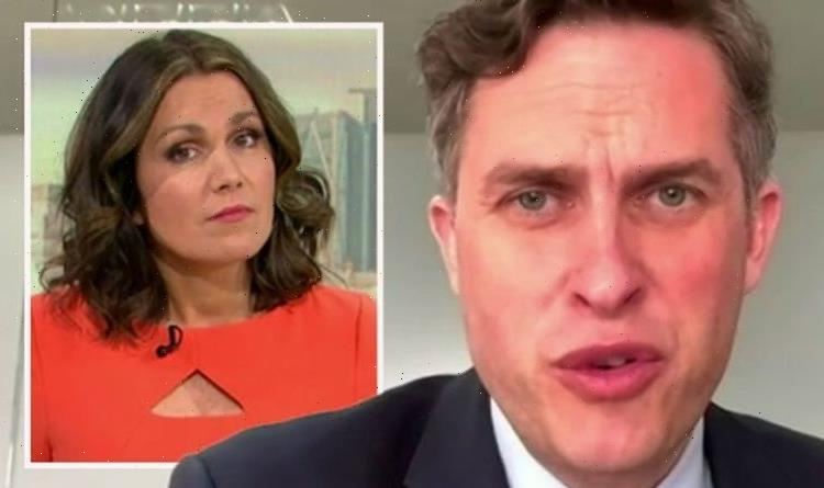 Susanna Reid shut down by Williamson after being slated by Alan Duncan: 'Obviously not!'