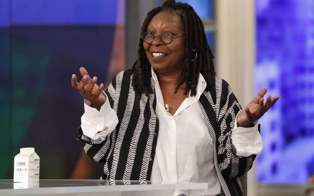 'The View': Whoopi Goldberg Comments on When She'll Leave the Show