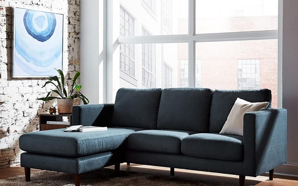 These Stylish Sectional Sofas Will Fit the Entire Family