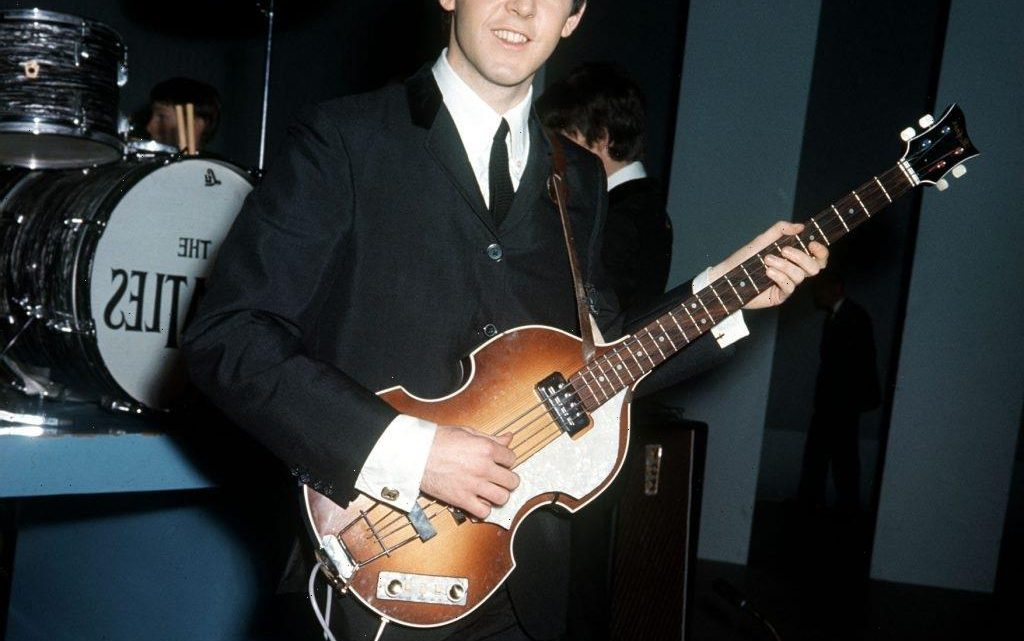 This 1950s Hit Was the 1st Song Paul McCartney Performed on Stage