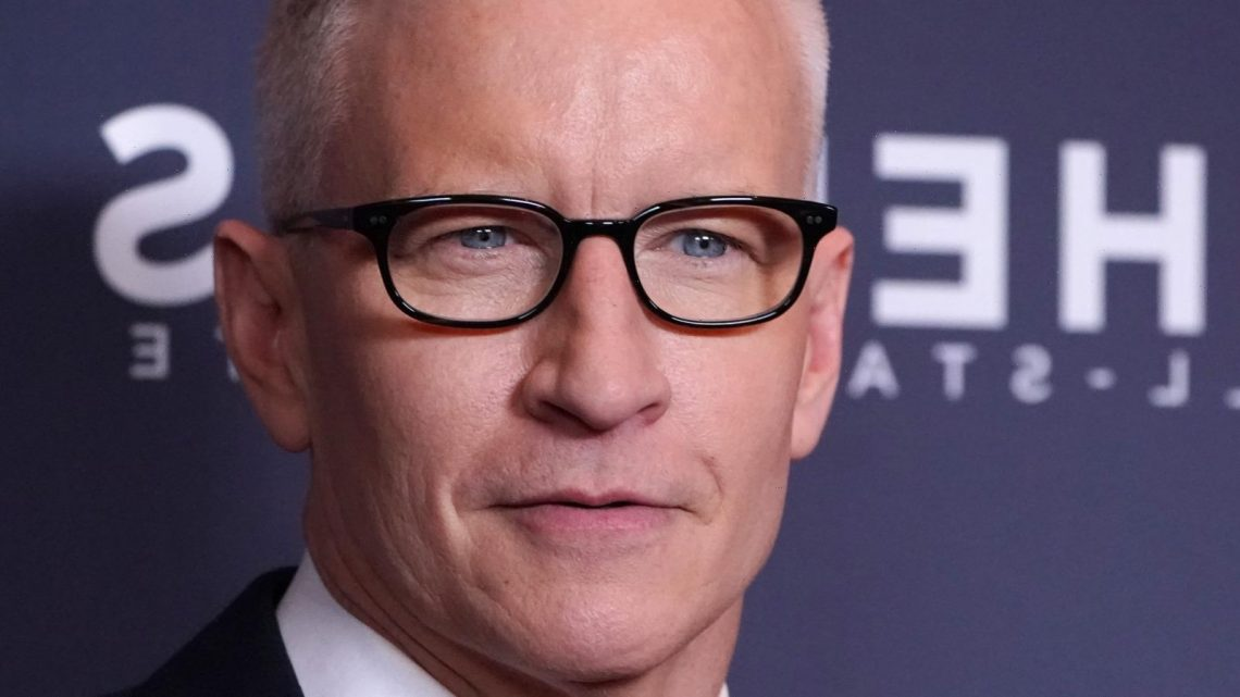 What Jeopardy! Fans Really Think Of Anderson Cooper As Guest Host