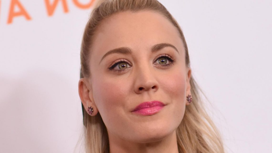 What Kaley Cuoco Typically Eats In A Day