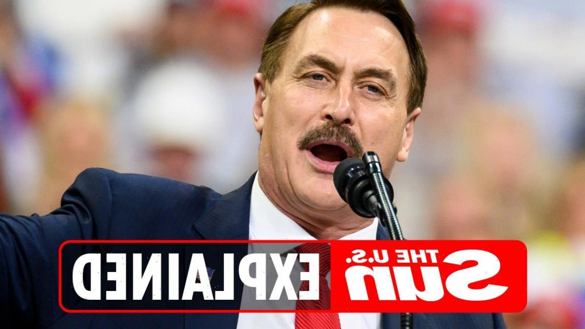 Who is Mike Lindell's ex-wife Dallas Yocum?