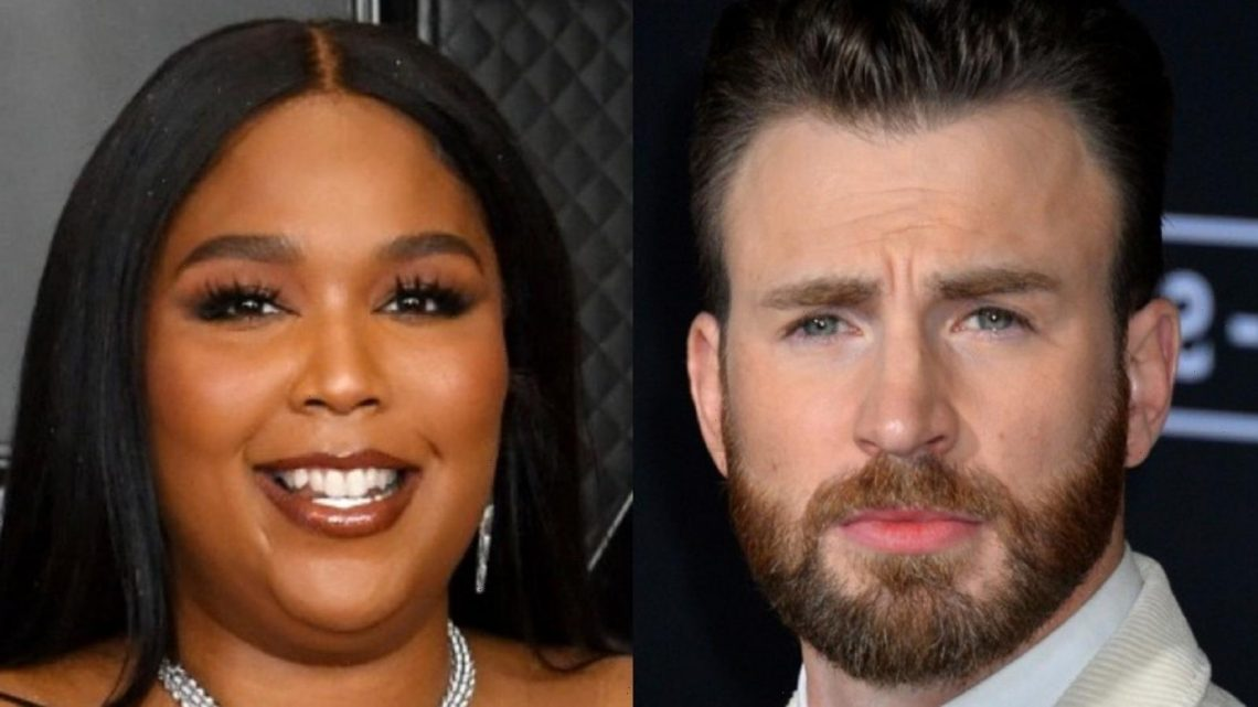 Why Everyone Is Talking About Lizzo And Chris Evans