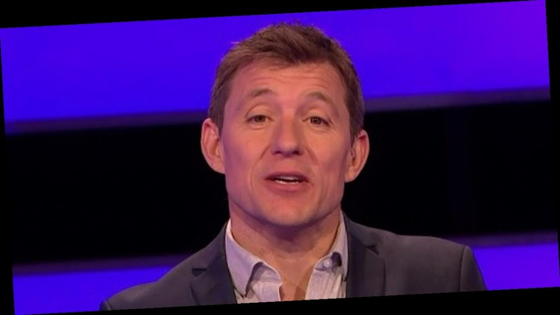 Tipping Point player left red-faced after crumbling under pressure of question