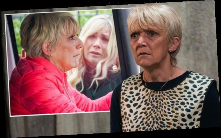 EastEnders spoilers: Jean Slater jailed as she sabotages Sharon Mitchell's new business