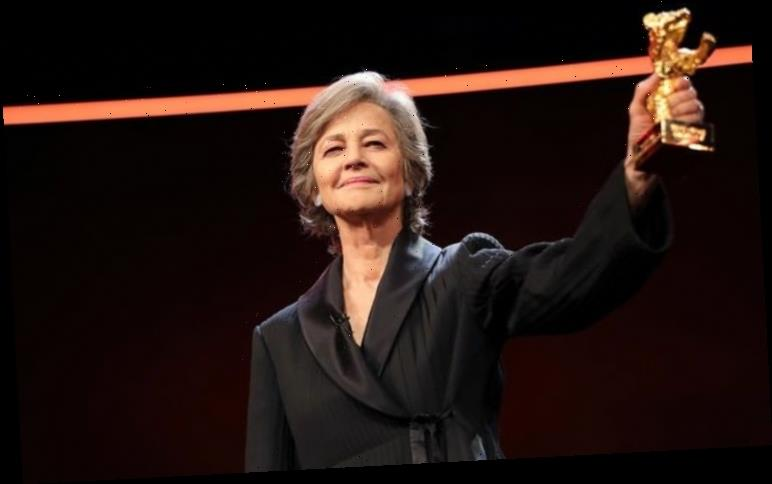 Charlotte Rampling confirms 50-year rumour that she lived with two lovers in flat share