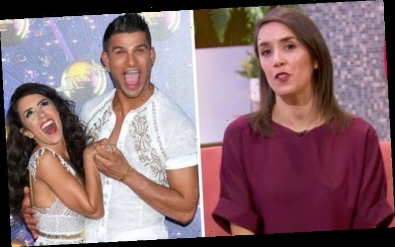 Strictly Come Dancing's Janette Manrara teases daytime TV role away from dance show