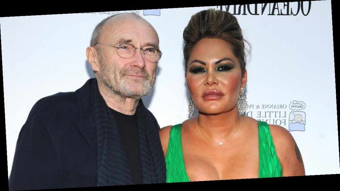 Phil Collins bonded with ex wife Orianne's toyboy husband 'over World War Two'