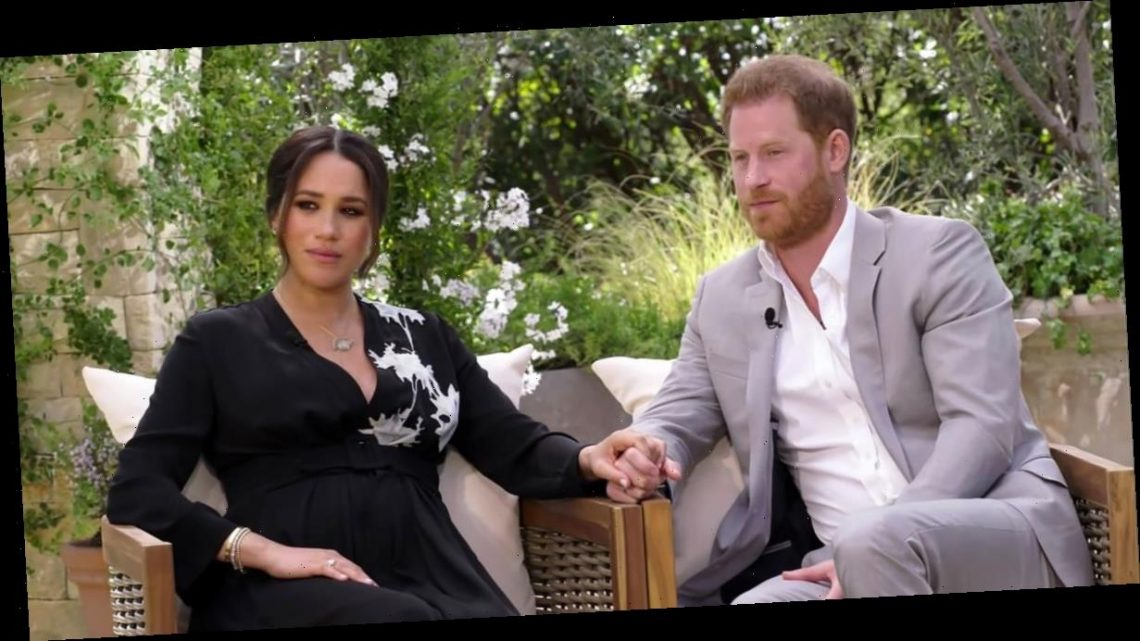 Meghan and Harry's ITV Oprah interview Ofcom complaints soar to nearly 6k
