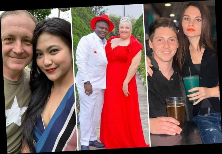 Where are the 90 Day Fiance cast now?