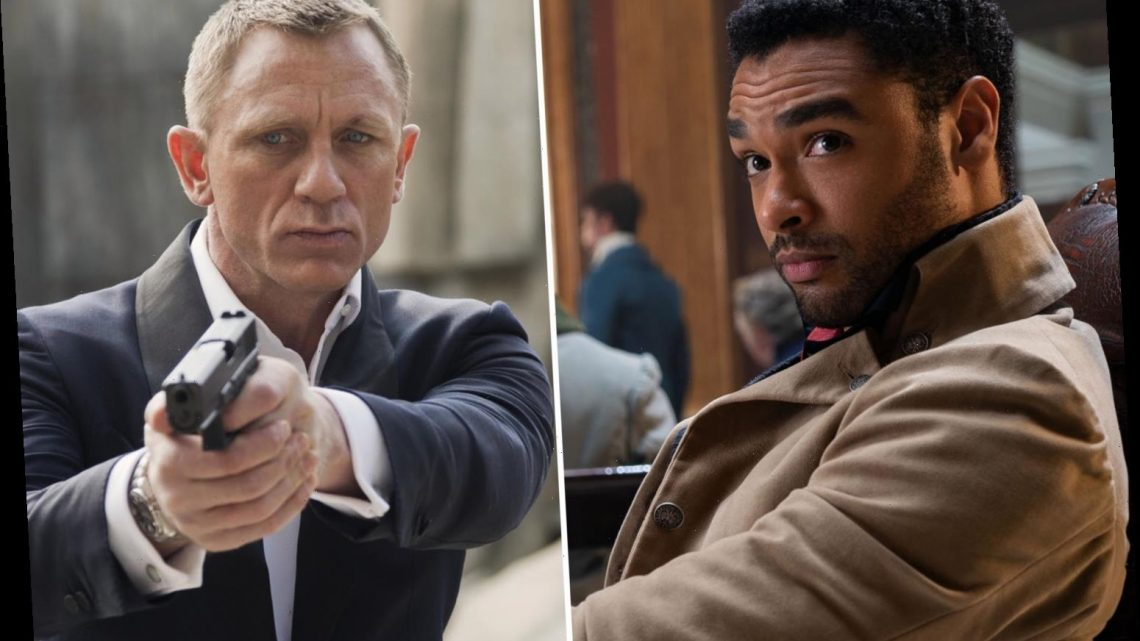 Will Rege-Jean Page play the new James Bond?