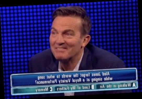 The Chase's Bradley Walsh left red-faced as dig at contestant's answer majorly backfires