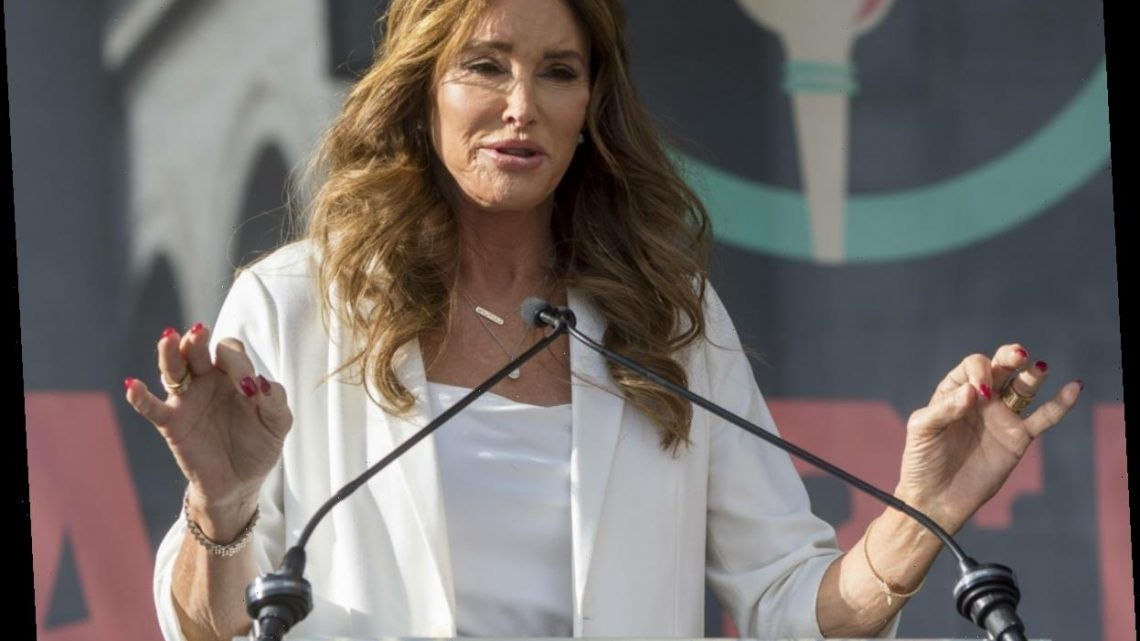 Caitlyn Jenner, Republican, is weighing a run for governor of California