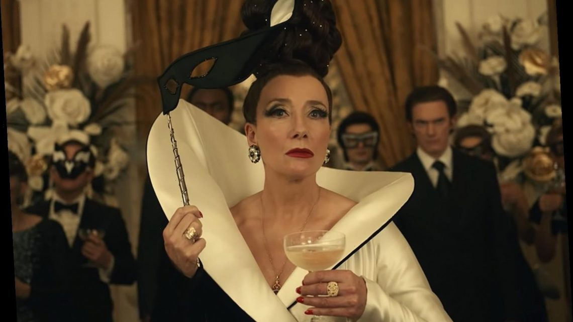 Emma Thompson Gives Emma Stone Some Killer Advice as They Face Off in New Cruella Trailer