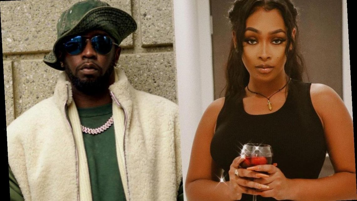 Miracle Watts Appears to Confirm Diddy Romance With Gushing Comment