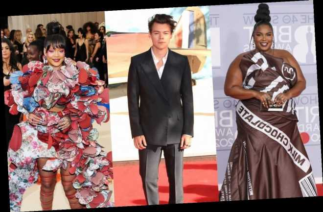 Lizzo Teases Potential Duets With Harry Styles and Rihanna