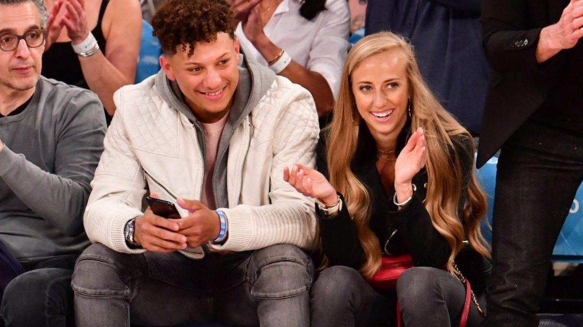 7 Times Patrick Mahomes and Brittany Matthews Gave Fans a Glimpse of Baby Sterling