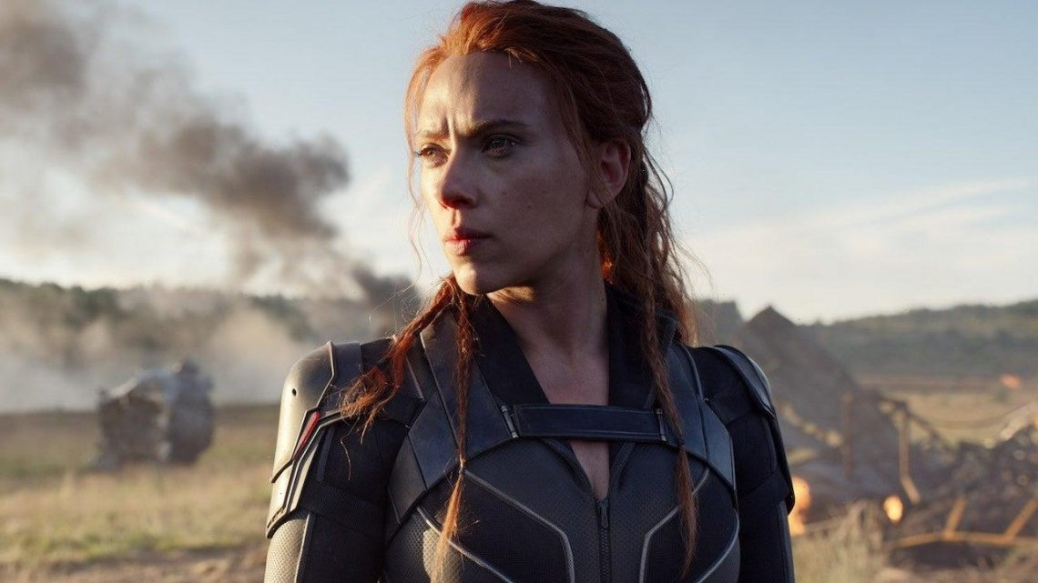 'Black Widow' Releases New Clip At MTV Movie & TV Awards — Watch!