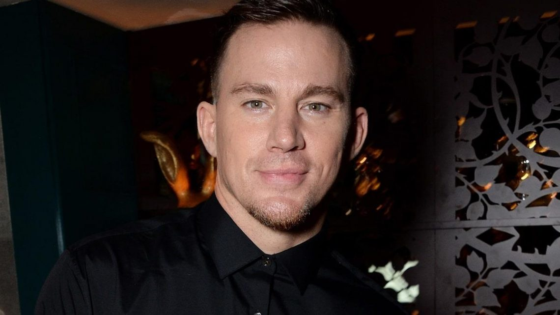 Channing Tatum Shares Shirtless Video, Details How He's Staying in Shape