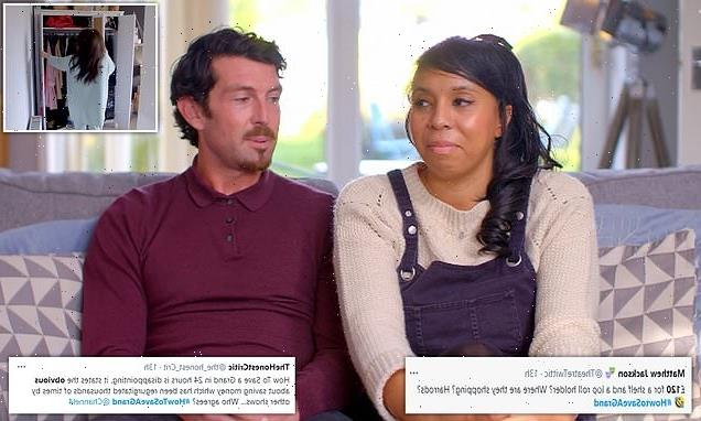 Couple with credit card debt slammed How to Save a Grand in 24 Hours