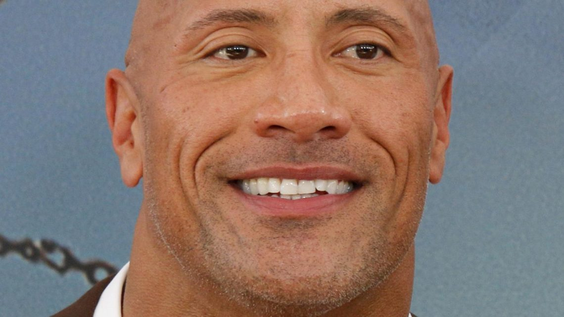 Dwayne Johnson Reveals People Used To Think He Was A Girl. Here's Why
