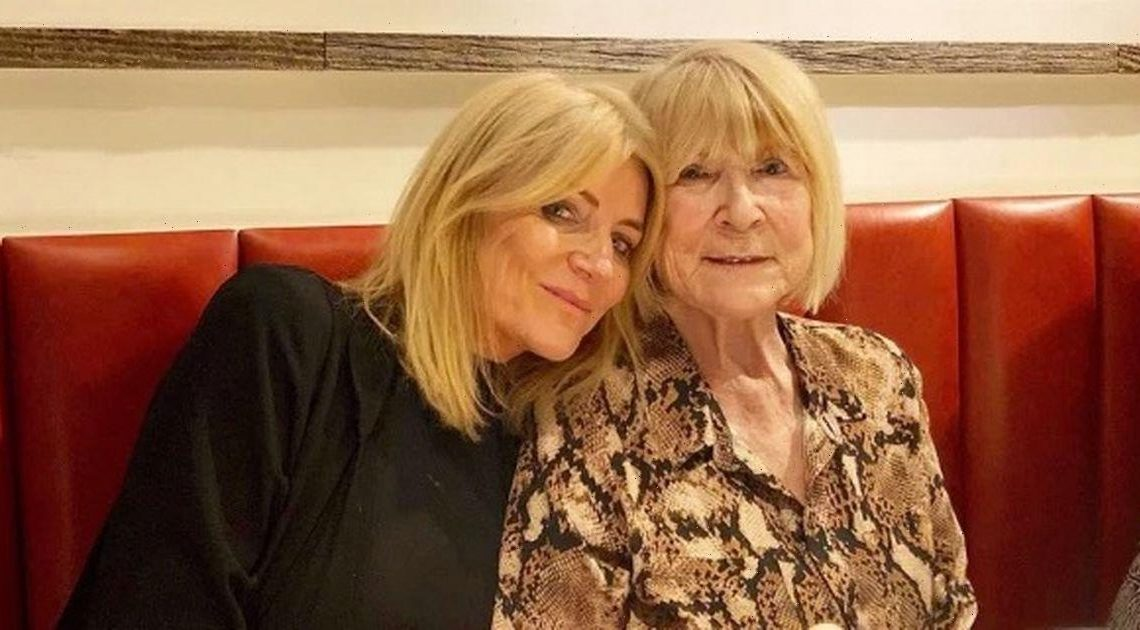 EastEnders' Michelle Collins devastated as her mum dies after cancer battle