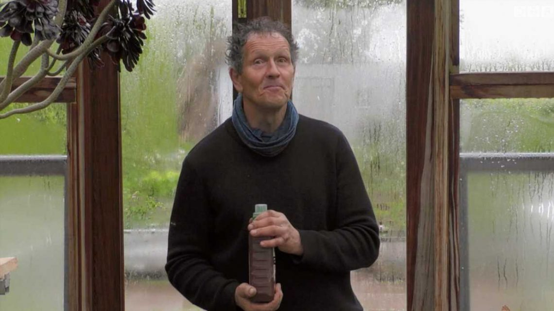 Gardeners' World's Monty Don issues stark warning to EVERYONE with a plant over rookie error