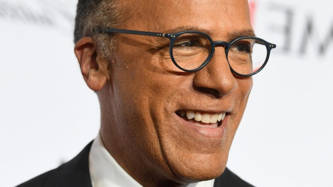 How Much Is Lester Holt Worth?