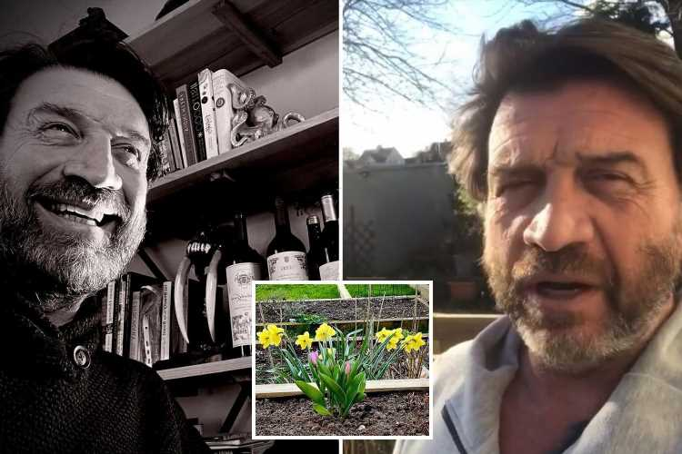 Inside Nick Knowles's cosy Cotswolds cottage with wine collection and huge garden as his job on DIY SOS is saved