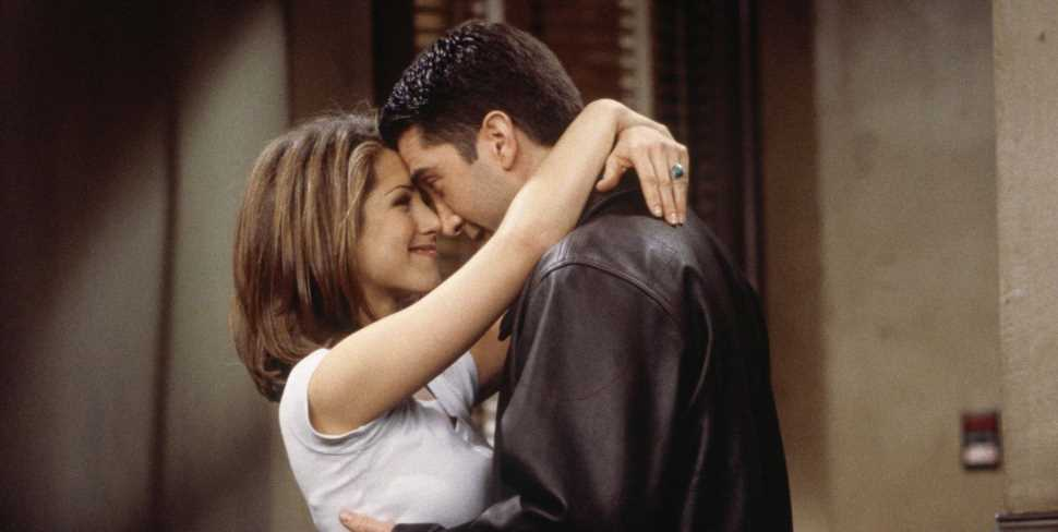 Jennifer Aniston and David Schwimmer Admit They Wanted to Date Each Other While Filming 'Friends'