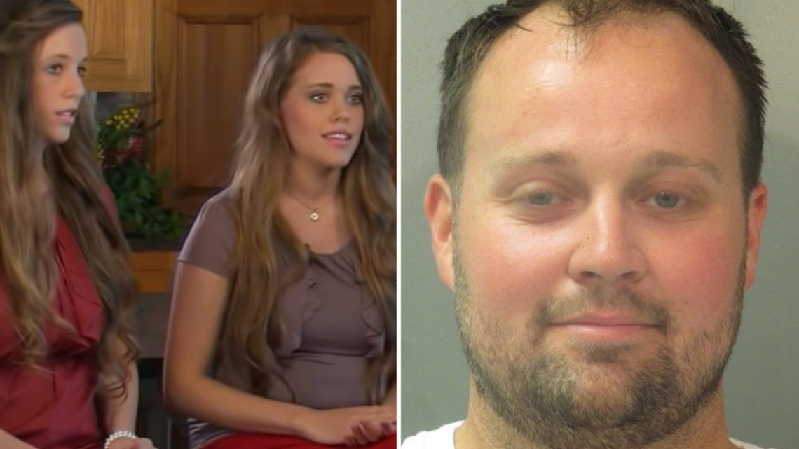 Jill and Jessa Duggar fans think sisters 'PREDICTED' brother Josh's arrest as they 'plan to launch tell-all docuseries'