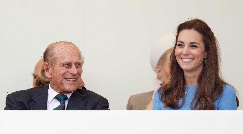 Kate Middleton Is Stepping Into Prince Philip's Shoes