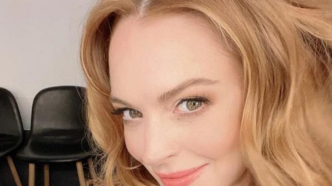 Lindsay Lohan to Star In Amnesia Movie for Netflix