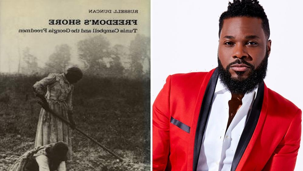 Malcolm-Jamal Warner Acquires Film/TV Rights To Russell Duncan's 'Freedom's Shore', Will Star & Produce