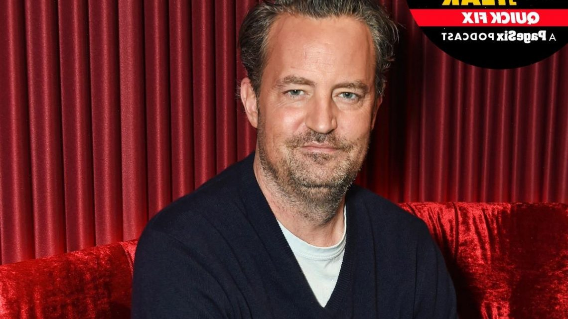 Matthew Perry shocks fans, Kendall Jenner is in another tone-deaf ad, more