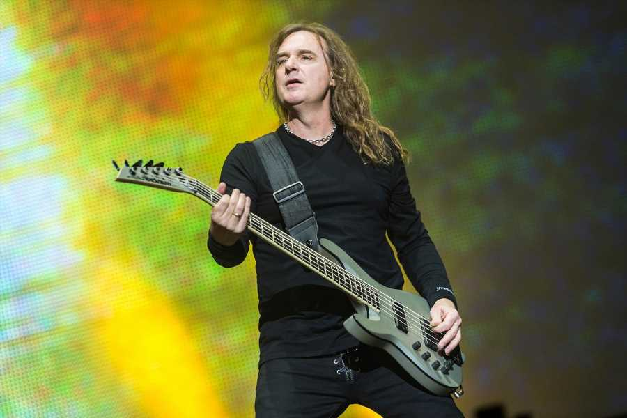 Megadeth 'Officially Parting Ways' With Co-Founder David Ellefson