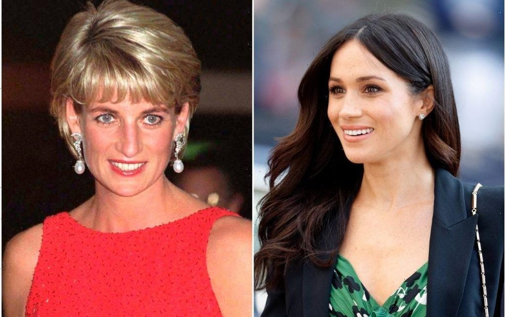 Meghan Markle and Princess Diana Described Their First Time Meeting the Queen in Very Different Ways