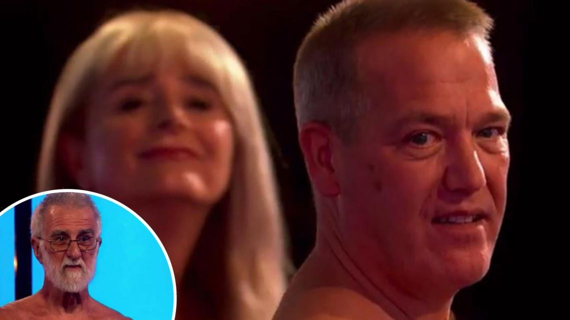 Naked Attraction fans in shock as show's oldest contestant, 75, proudly shows off rude 'Prince Albert' piercing