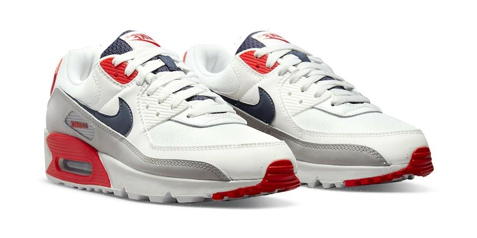 Nike's Air Max 90 Receives a Fresh Patriotic Colorway