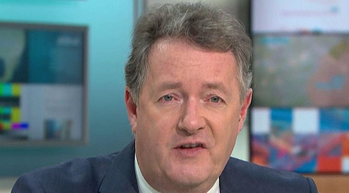 Piers Morgan issues double-edged 'apology' after Dominic Cummings' claims