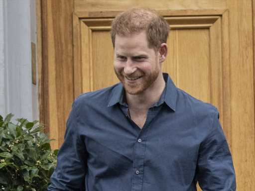 Prince Harry Is Being Asked to Give Up Royal Titles From Someone Other Than Piers Morgan