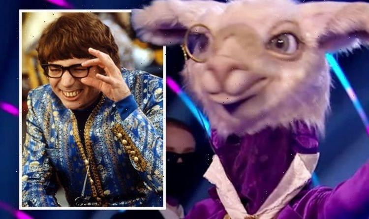 The Masked Dancer: Llama's identity exposed with mystery Austin Powers clue you missed?