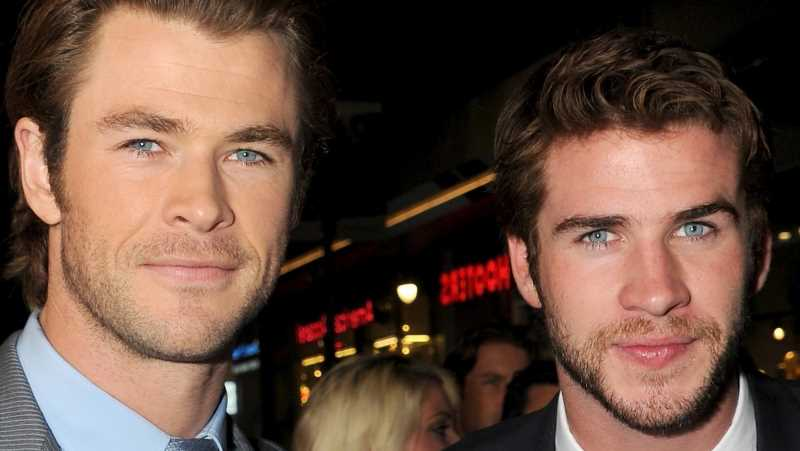 The Truth About Chris Hemsworth And Liam Hemsworth's Relationship