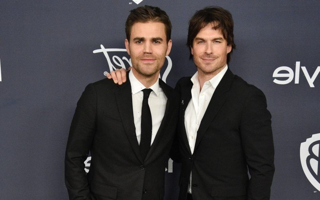 'The Vampire Diaries': Paul Wesley Says 1 Prop Made Him and Ian Somerhalder 'Jittery' All of Season 1