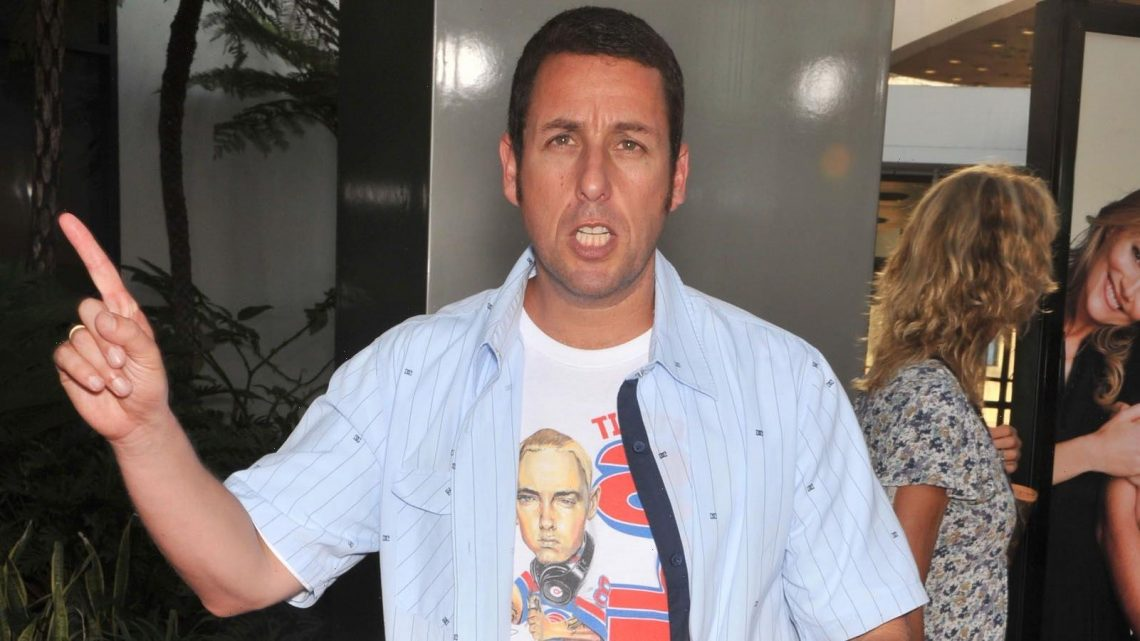 They're All Gonna Laugh At You: How Adam Sandler Amassed $420 Million