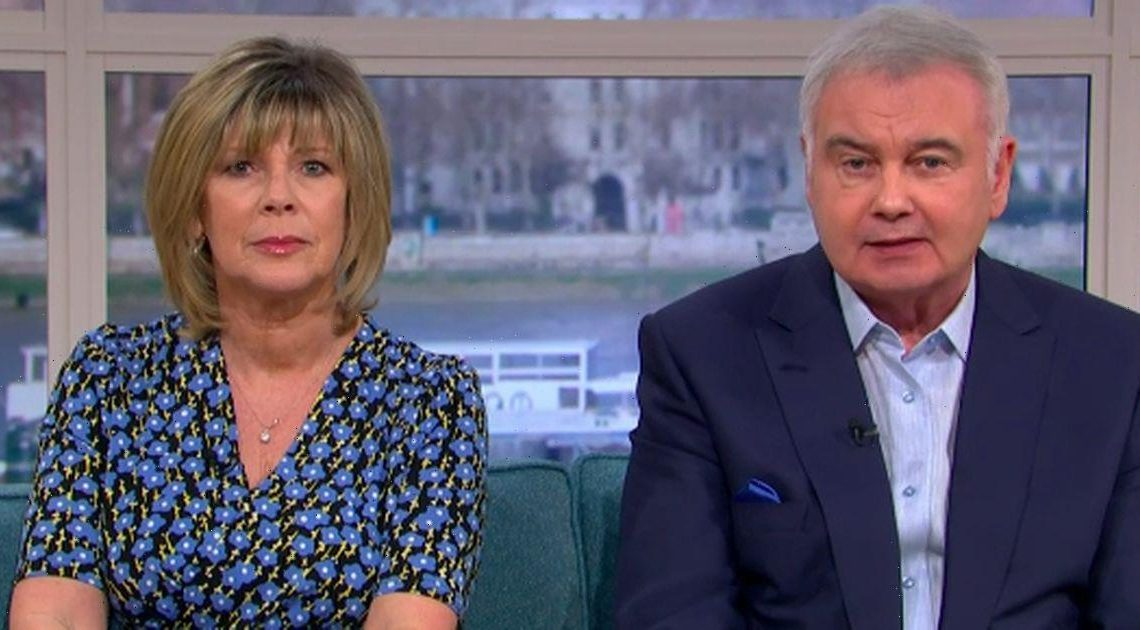 This Morning fans fume as Eamonn and Ruth won't be hosting half-term shows